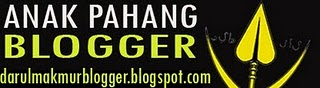 Blogger Anak Pahang