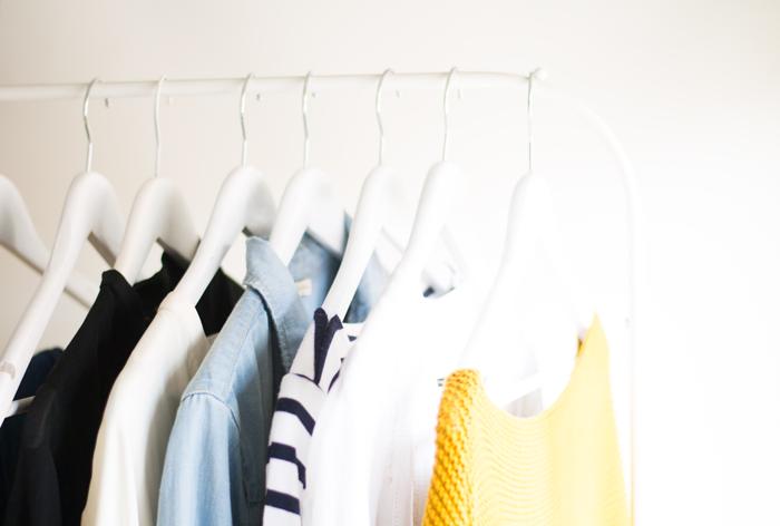 Ocho prendas básicas en tu armario