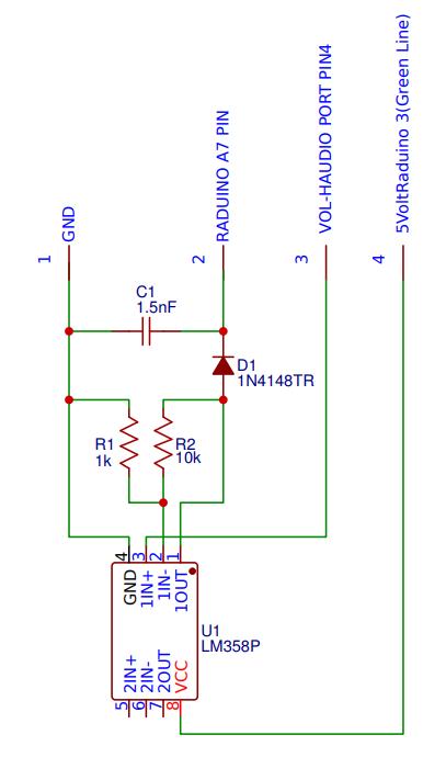 creating a simple s meter sensor for ubitx lm358 version rh hamskey com
