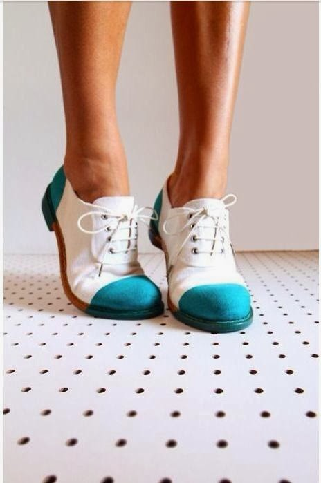 Street Style - Adorable Shoes for Ladies