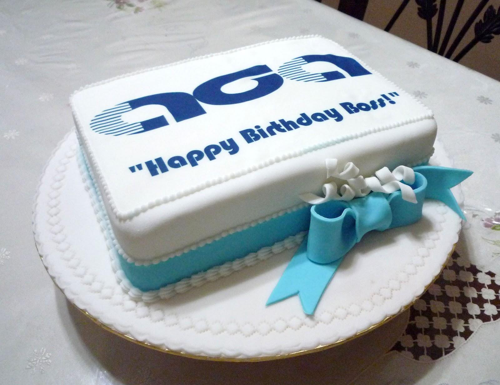 Gg Home Biz Cakes Wedding Cakes Fondant Birthday Cake With