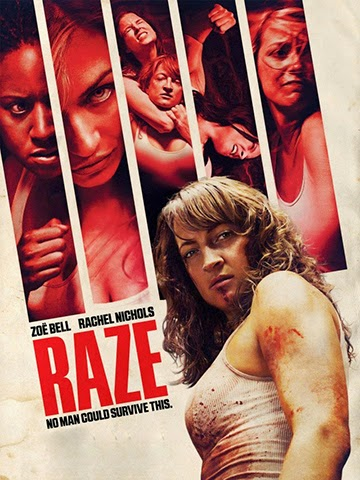 Regarder Raze en streaming