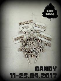 Candy w Eko-Deco