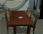 Escape 3D Bank 1 Guia