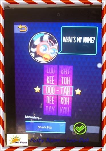 furby boom app instructions