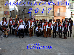 PASACALLES CARNAVAL 2017