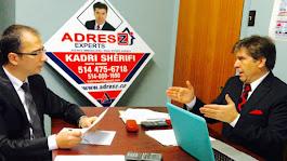 Intervista me agjentin imobiliar Kadri Sherifi