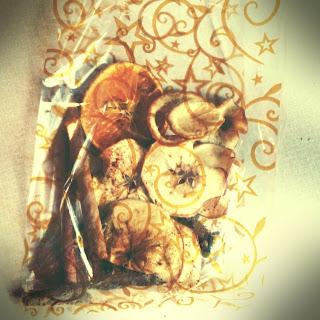Christmas Stovetop Potpourri {Handmade Gifts}