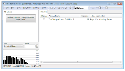 Foobar Audio Player