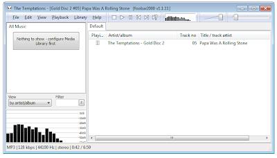 Foobar Audio Player