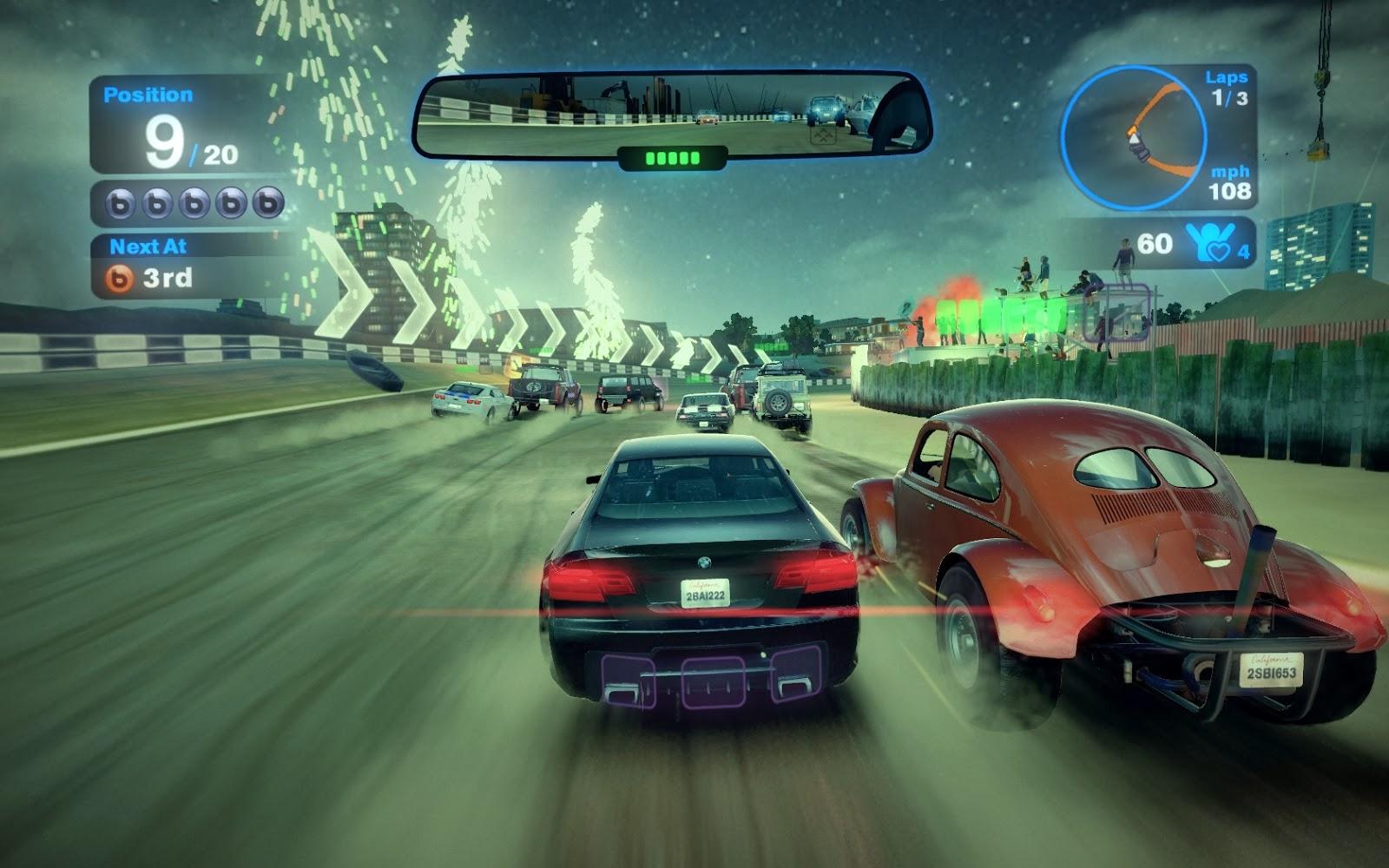 Free PC Game Full Version Download: Download Blur PC Game