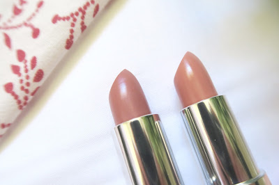 7- Priceline Haul- Rimmel Kate Moss Nude Collection Lipstick