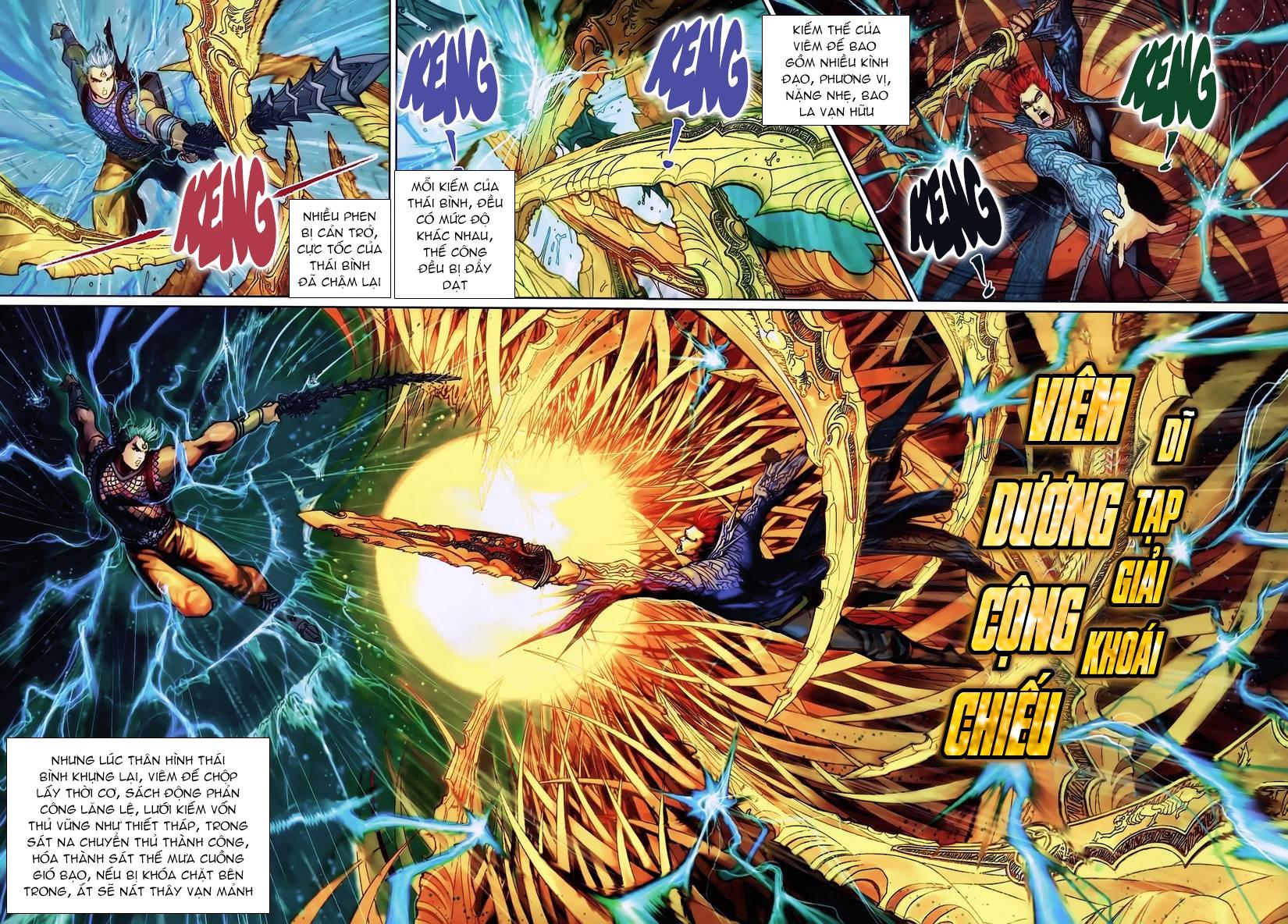 Thần binh huyền kỳ 3 - 3.5 tập 146 - 7