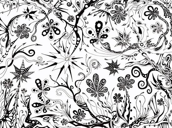 Dessins Fantastiques Jungle+noire+3+web