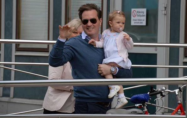 Princess Madeleine And Christopher O'Neill's Son