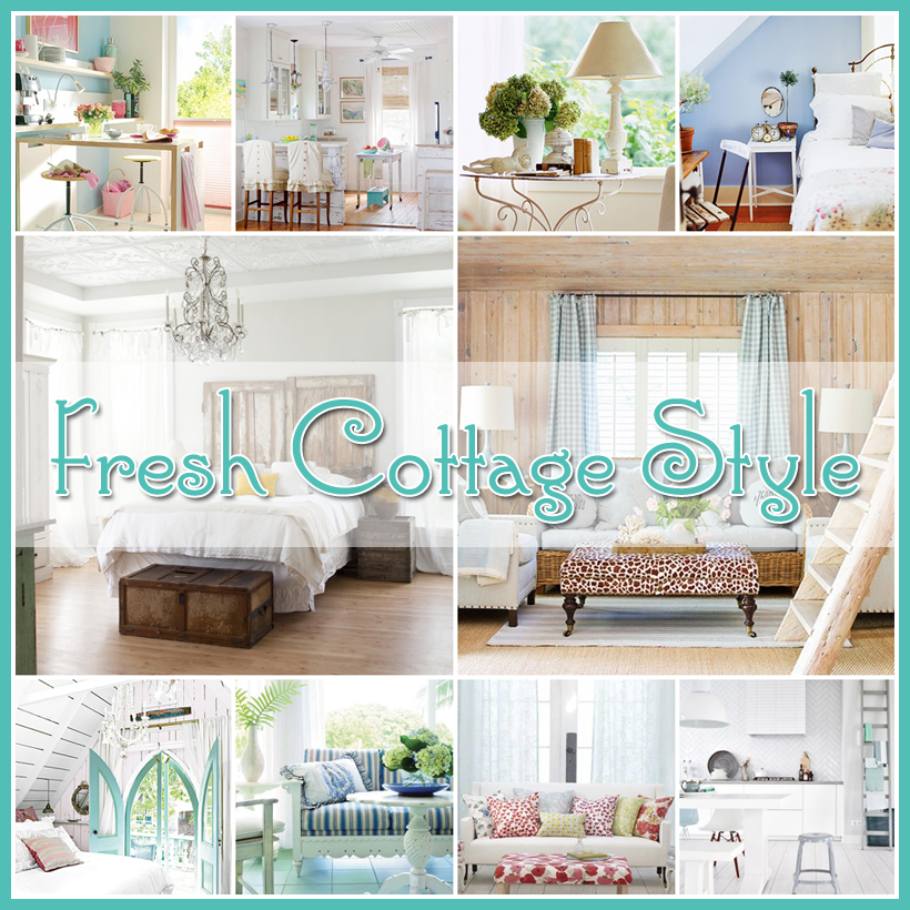 fresh cottage style the cottage market