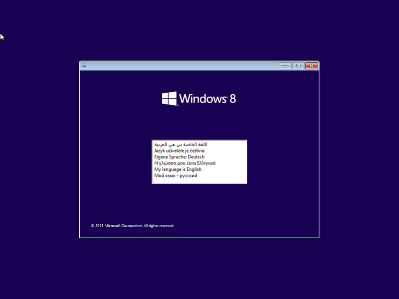 Kos Internet - Windows 8.1 Single Language With Update 3 X86-x64 Multilanguage Full Updated 2015