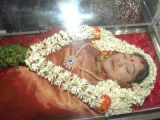 Manjula Vijayakumar dies of ill health