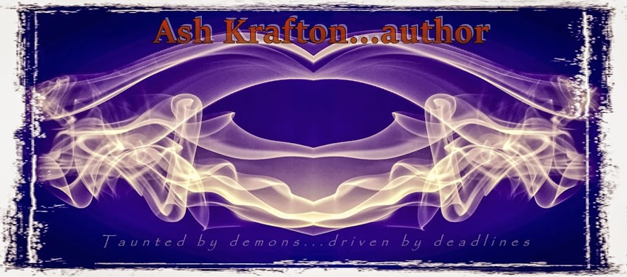 Ash Krafton, Speculative Fiction Author
