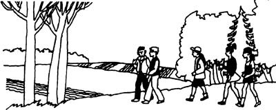 An English Village — Описание английской деревеньки. Speaking About the Weather — Диалоги о погоде на английском языке