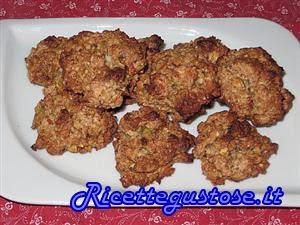 brutti ma buoni al pistacchio, ricette biscotti