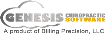 Genesis Chiropractic Software