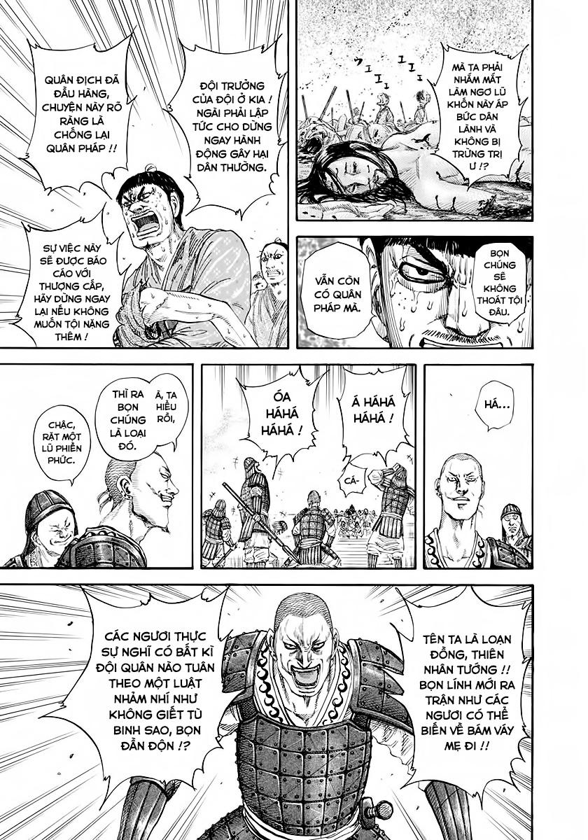 Kingdom - Vương Giả Thiên Hạ Chapter 192 page 15 - IZTruyenTranh.com
