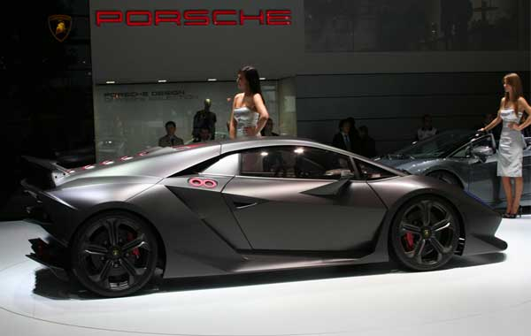 2013 Lamborghini Sesto Elemento U2013 Performance And Engine