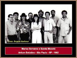 Marisa Serranno e Banda Moxotó - Artium Estúdios