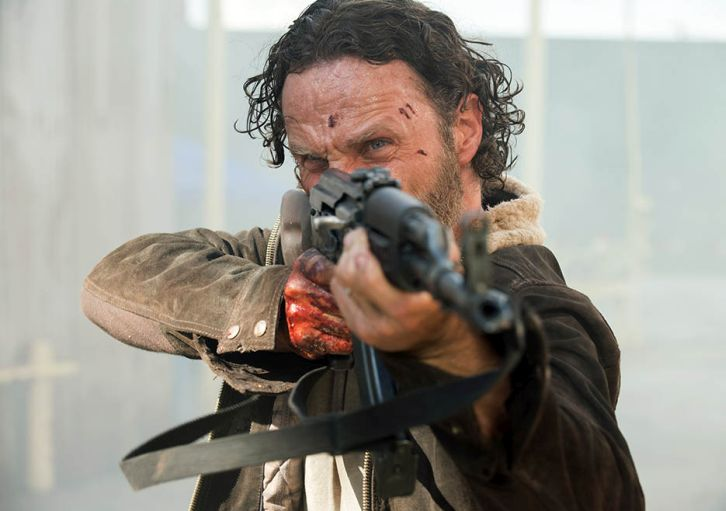 The Walking Dead - Episode 5.01 - No Sanctuary - Q&A Teasers and Spoilers
