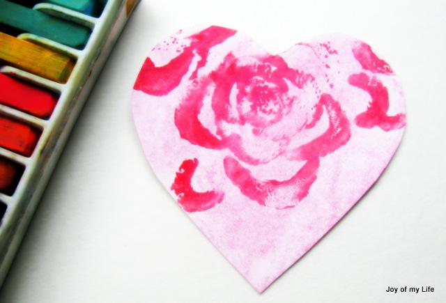 hearts Valentine kidsPaper Crafts