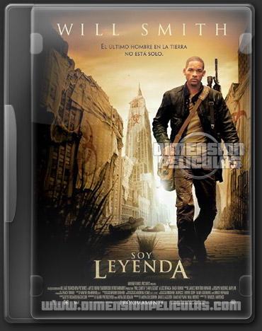 Soy Leyenda (BRRip HD Ingles Subtitulado) (2007)