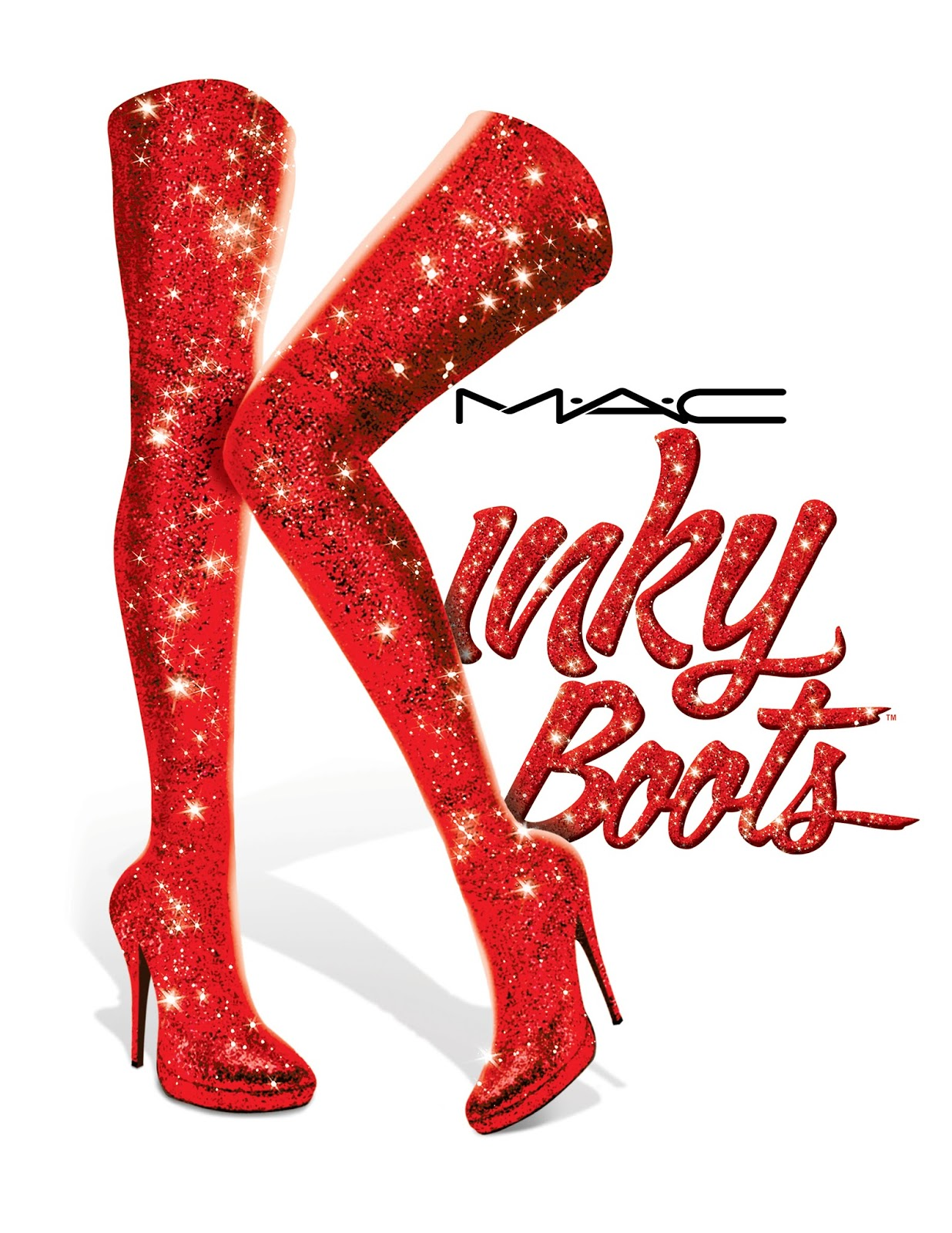 MAC Kinky Boots rossetto