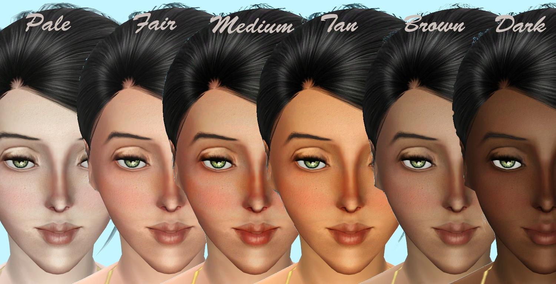 Sims 2 realistic default reaplcement skins porncraft pic