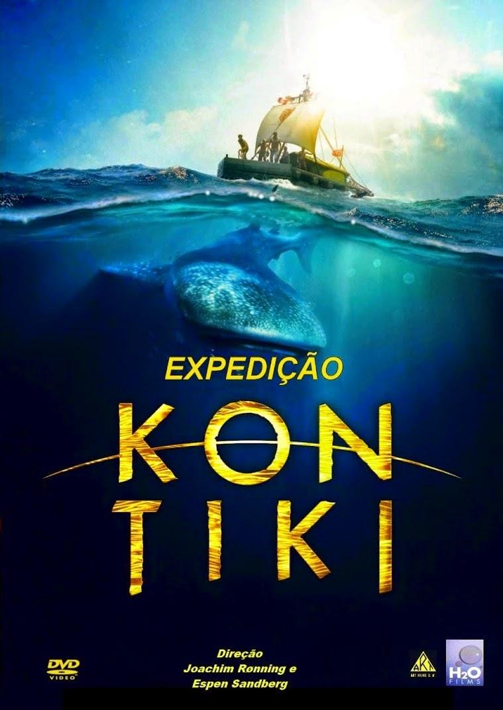 Expedição Kon-Tiki – Dublado (2012)