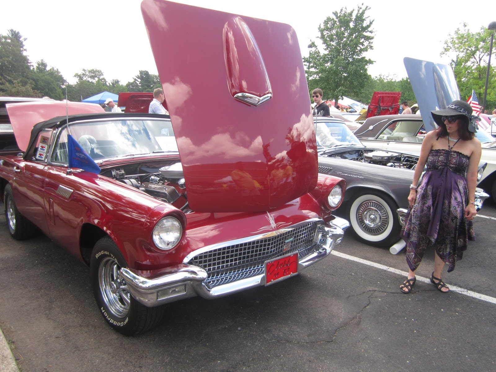 A conservative blog for peace: Cars and my Philco TV