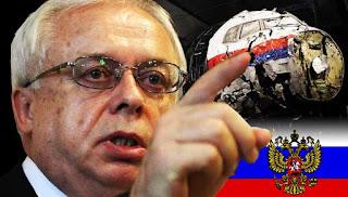 Laporan nahas MH17 berat sebelah -Duta Rusia