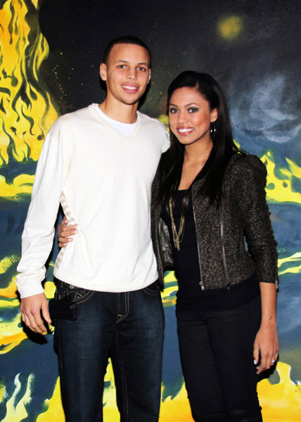 Nba+Stephen+Curry+Girlfriend