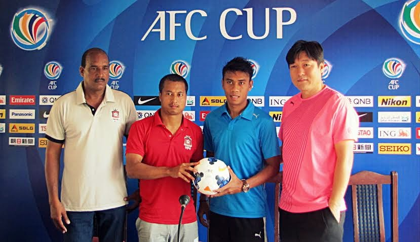 AFC Cup: Churchill Brothers vs Home United