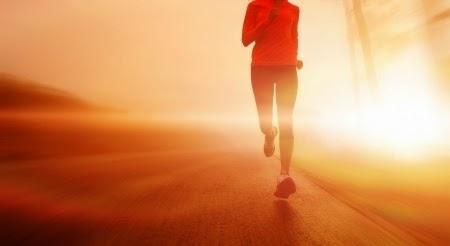 Correr solo o acompañado