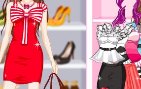 chơi game Shop thời trang