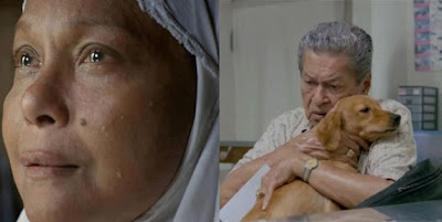 Nora Aunor and Eddie Garcia nominated for Best Actress and Best Actor, respectively at the 55th Asia Pacific Film Festival