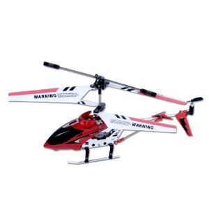 Syma S107/S107G R/C Helicopter - Red