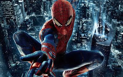 The Amazing Spiderman Themes Untuk Window 7-1
