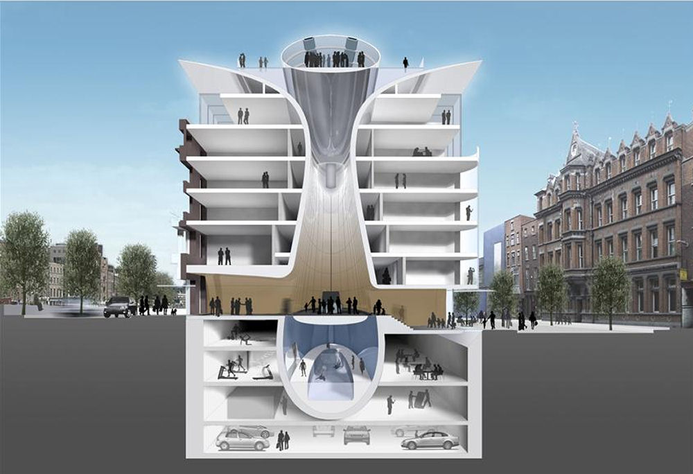 design 8 project log exemplar 5 norman foster clarence hotel