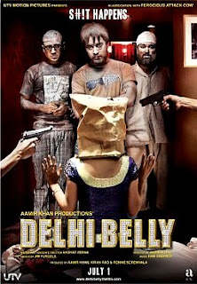 Filme Poster Delhi Belly DVDRip XviD & RMVB Legendado