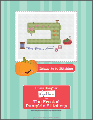 miss print new pattern release and a french knot tutorial