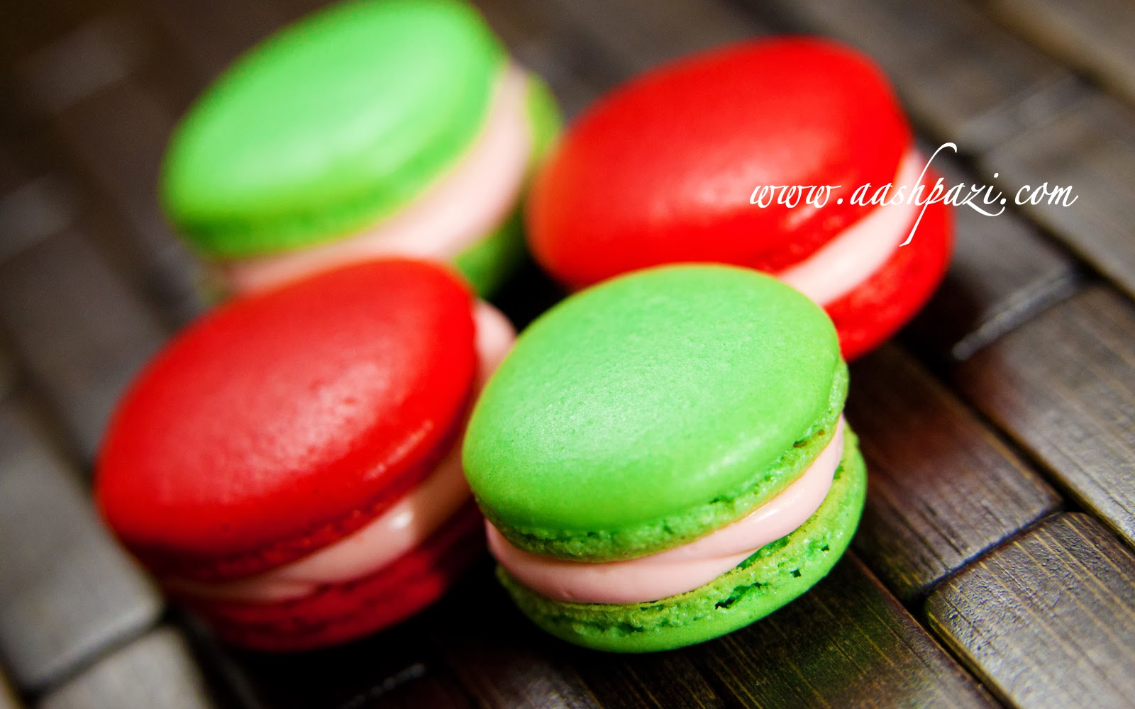 how to make french macarons recipe