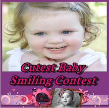 Cutest Baby Smiling Contest (Due : 1 Julai 2011)