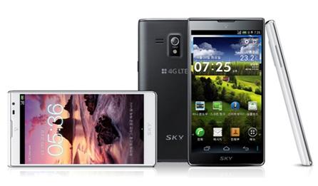 Pantech Vega S5 LTE Android Smartphone Dengan Kamera 13 Megapixel